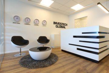 משרדים לחברת אינווסטק גלובל