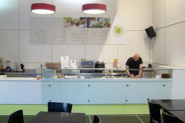 """מסעדת עלים ירוקים, ת""""א"""